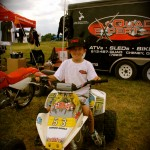 Simon at Rockland Race 2011