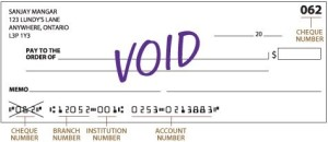 void cheque (Large)